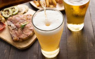 Употребление безалкогольного пива при ГВ