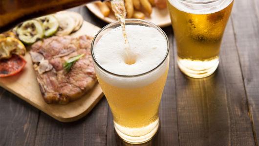 Безалкогольное пиво во время лактации