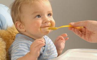 Как вводить первый прикорм с 6 месяцев при грудном вскармливании ребенка?