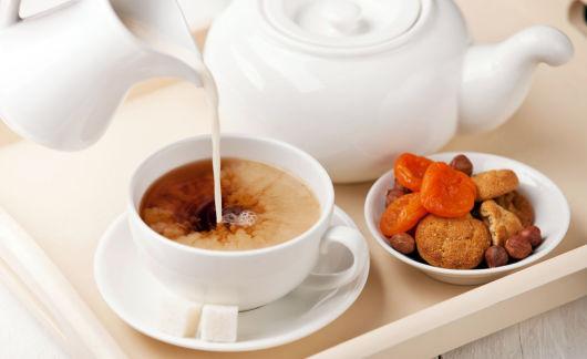 Какой можно использовать чай для лактации?