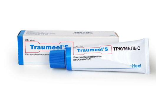 Использование траумеля при лактостазе