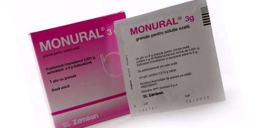 Разрешен ли препарат Монурал при грудном вскармливании?