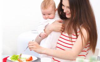 Как можно убрать живот в период кормления грудью?