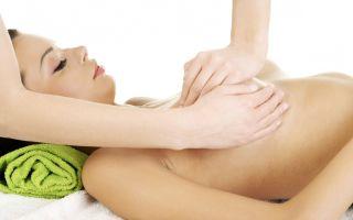 Необходимость массажа груди при мастите и правильная техника проведения