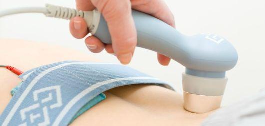 Лечение ультразвуком при лактостазе