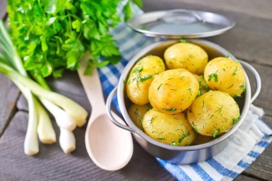 Разрешено ли есть картошку при ГВ?