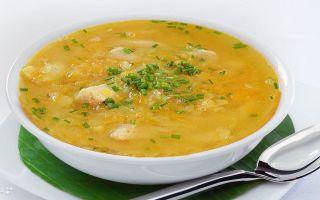 Разрешен ли гороховый суп при ГВ?