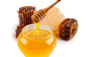 Когда и в каком виде можно мед кормящей маме?
