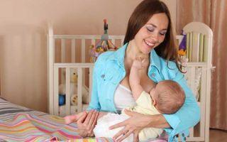 Правильное прикладывание ребенка при грудном вскармливании
