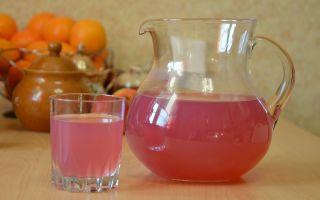 Когда можно пить кисель при грудном вскармливании?