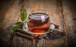 Можно ли черный чай при ГВ?