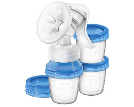 Особенности и применение молокоотсоса Авент