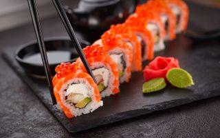 Разрешено ли есть суши при грудном вскармливании?