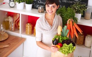 Что из овощей можно есть кормящей маме