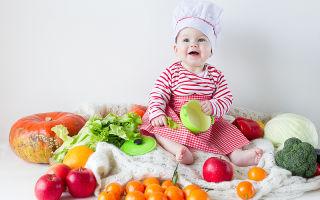 Из чего состоит меню ребенка в 9 месяцев, и как составить рацион?