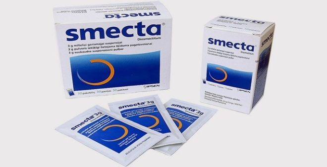 Лекарство Смекта