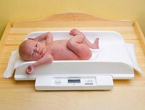Разный вес