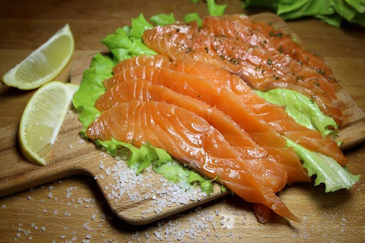 Вкус красной рыбы