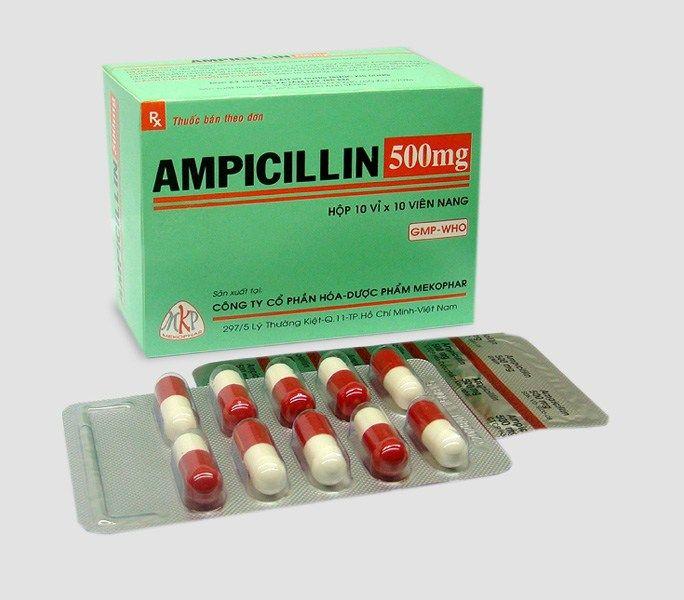 Препарат Ампицилин