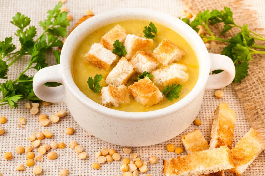 гороховый суп при кормлении