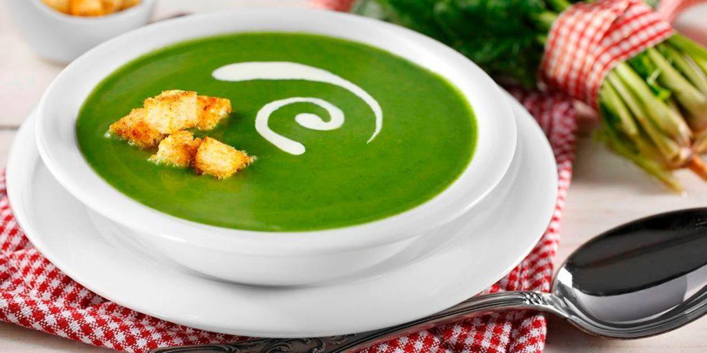 суп во время лактации