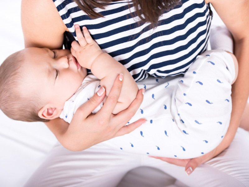 убаюкивание малыша