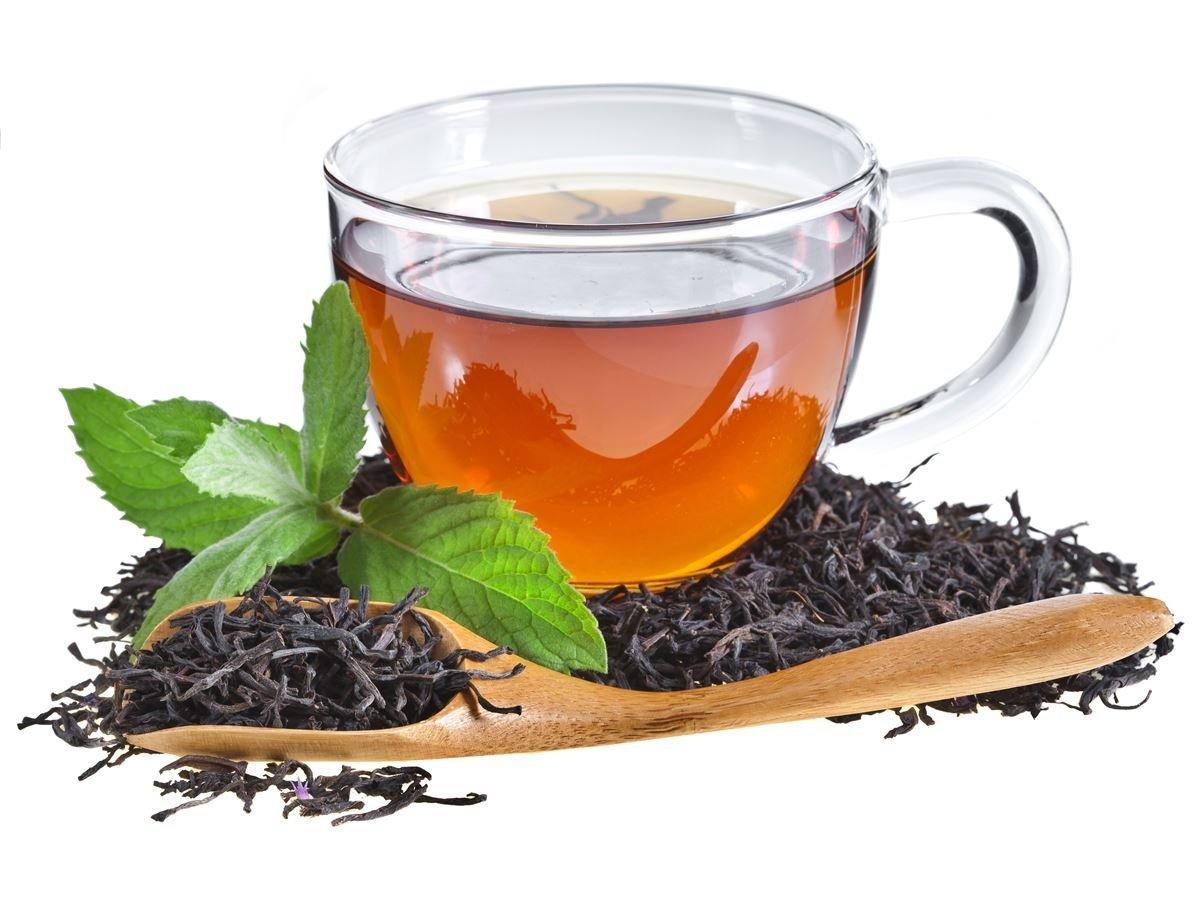 черный чай при кормлении
