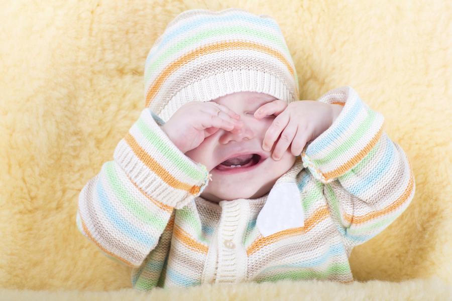капризы новорожденного