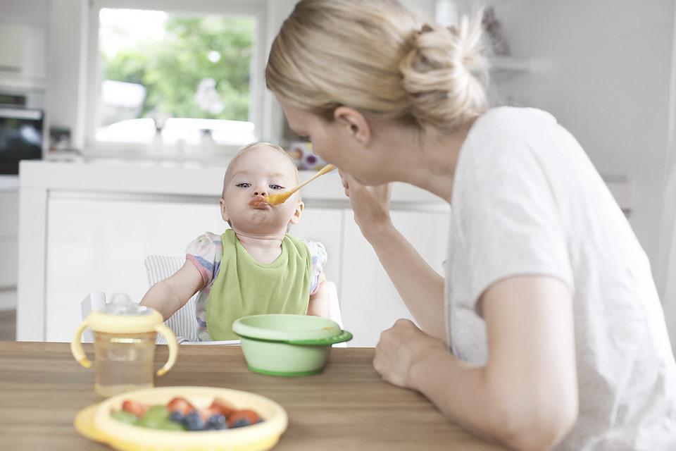 каша для новорожденного