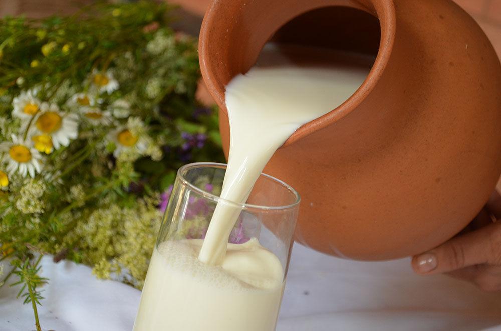 козье молоко грудничкам