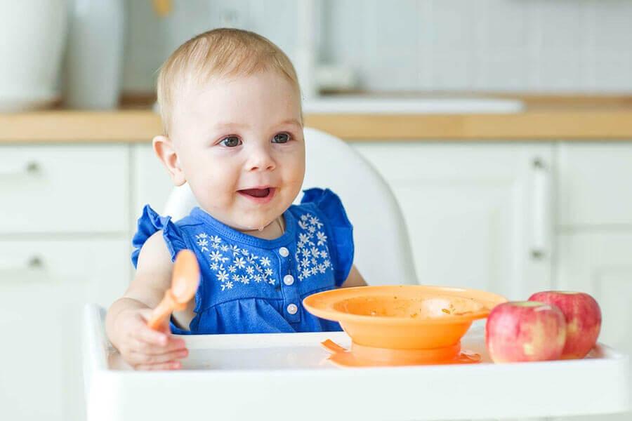макароны годовалому ребенку