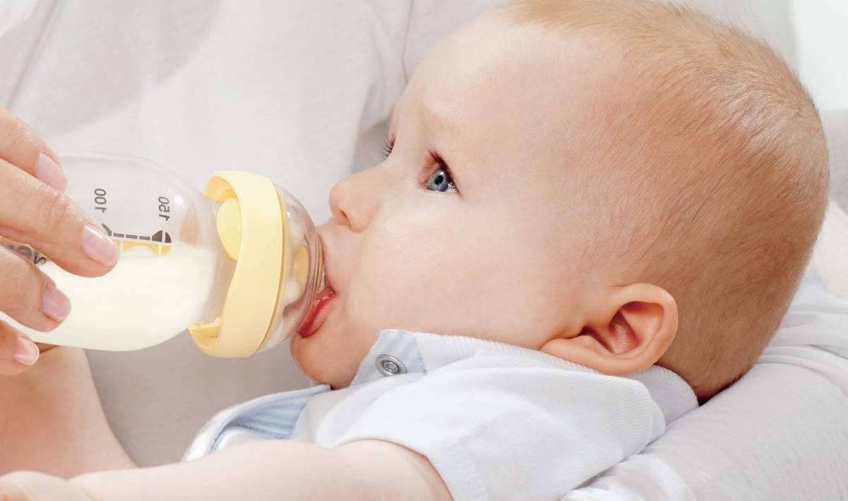 молоко для грудничков