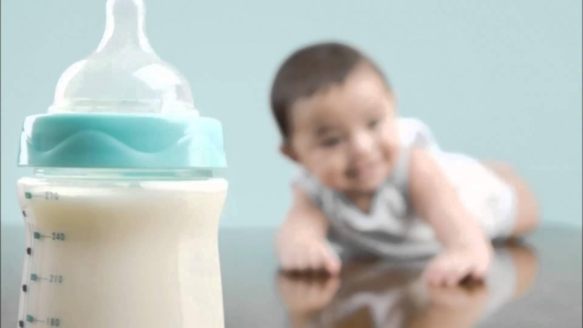 молоко грудничку