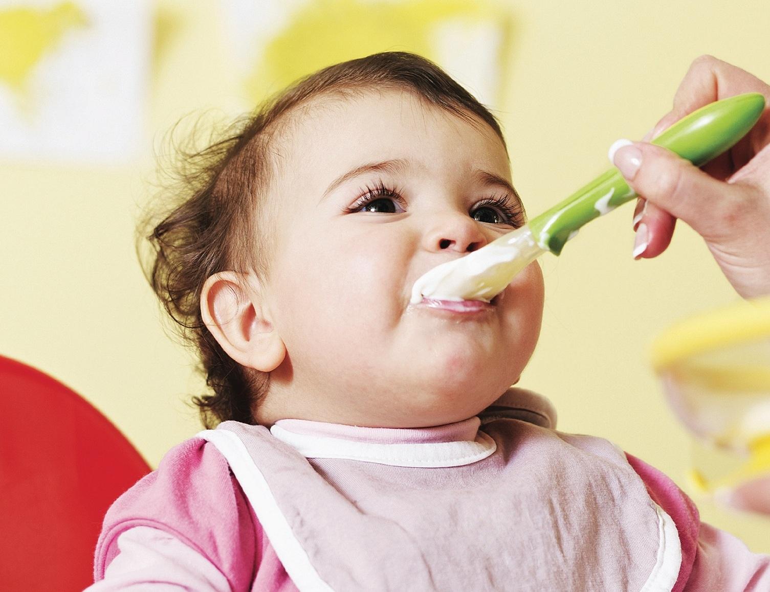 пища для грудного ребенка