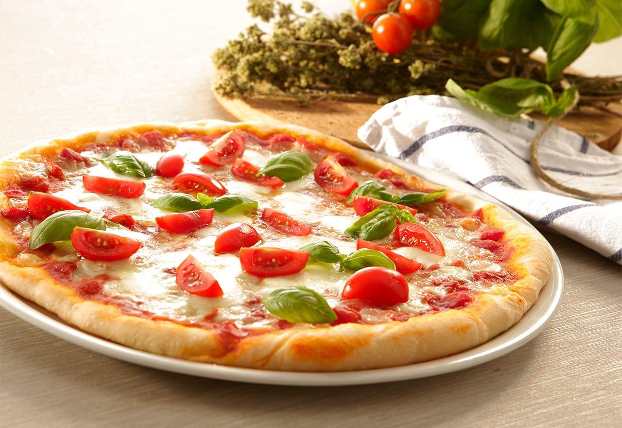 пицца при гв