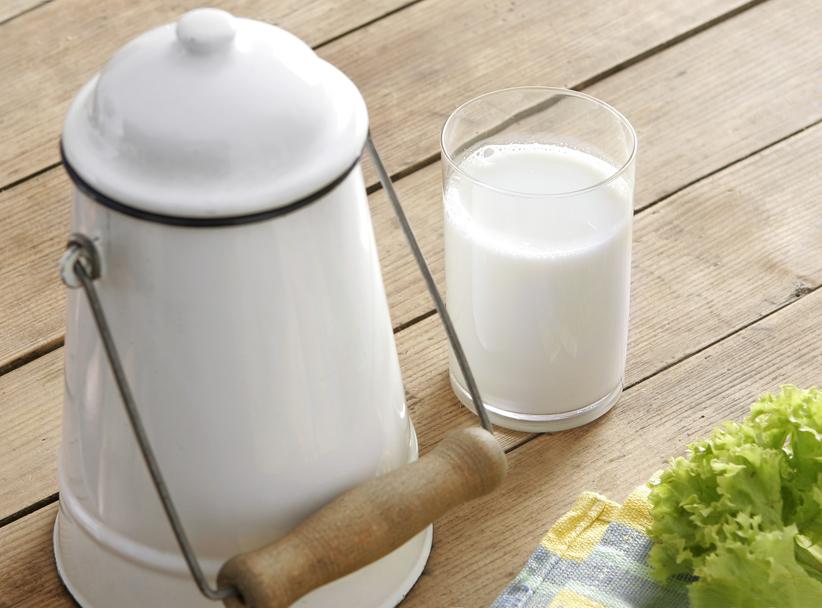 употребление молока