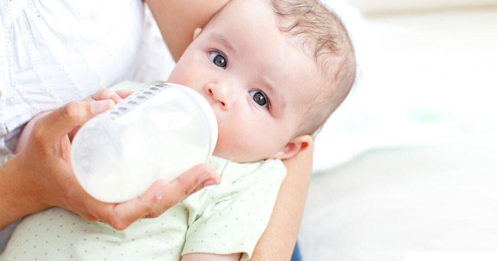 введение молока в рацион
